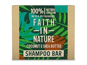 Coconut & Shea Butter Shampoo Bar