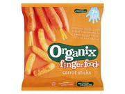 Organix  Jumbo Carrot Stix (7+)