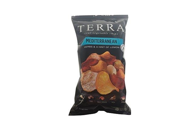 Terra  Mediterranean Chips