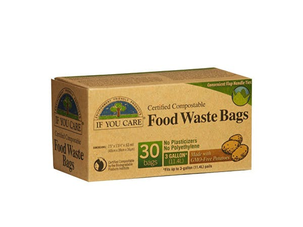 If You Care  Kitchen Caddy Bags - (Food Waste Bags)