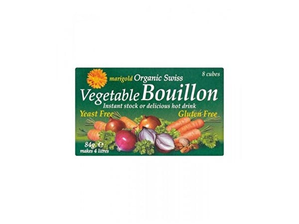 Bouillon Cubes (Green) Yeast Free