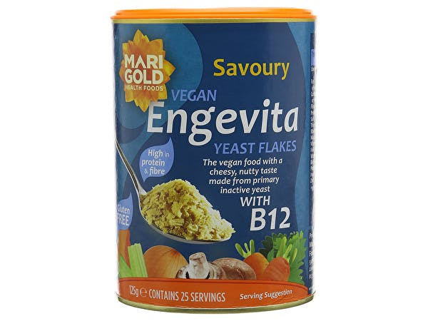 Engevita  Yeast Flakes With Added Vitamin B12