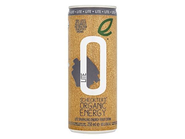 Scheckters  100% Natural Organic Energy Lite Drink