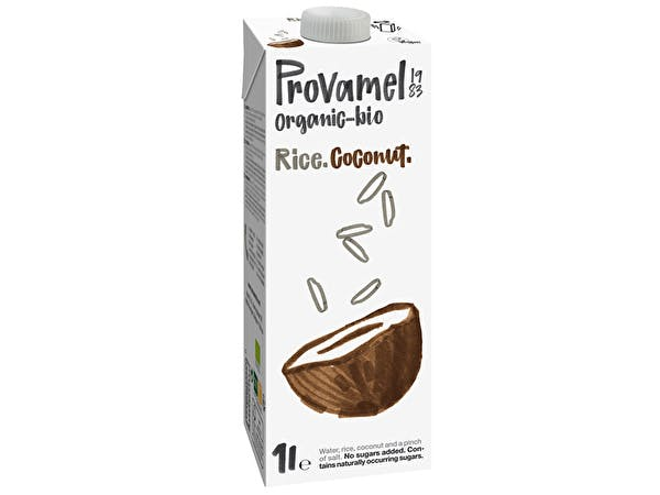 Provamel  Coconut & Rice Drink