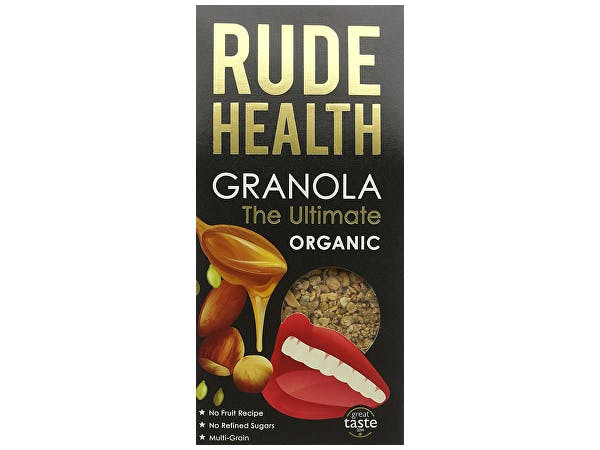 Rude Health  The Ultimate Granola - Organic
