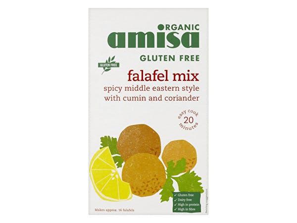 Amisa  Gluten Free Falafel Mix