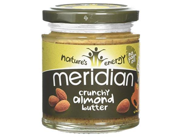 Meridian  Natural Crunchy 100% Almond Butter