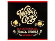 Willies  Black Pearls Sea Salt Caramel Chocolates