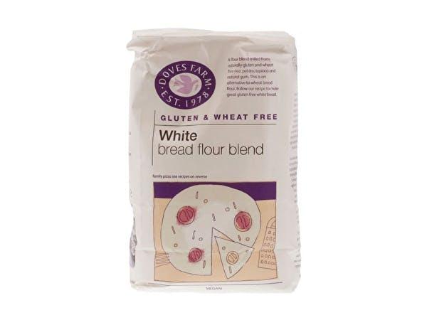 Doves Farm  White Bread Flour - Gluten Free