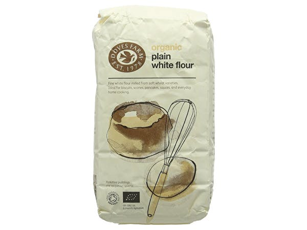 Doves Farm  Plain White Flour - Organic