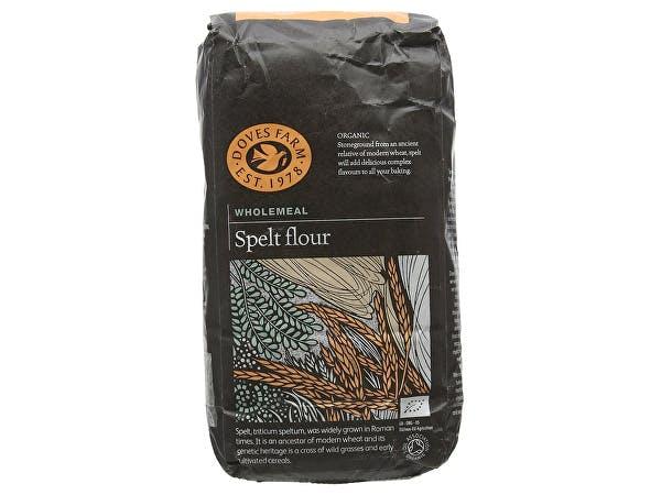 Doves Farm  Spelt Wholegrain Flour - Organic
