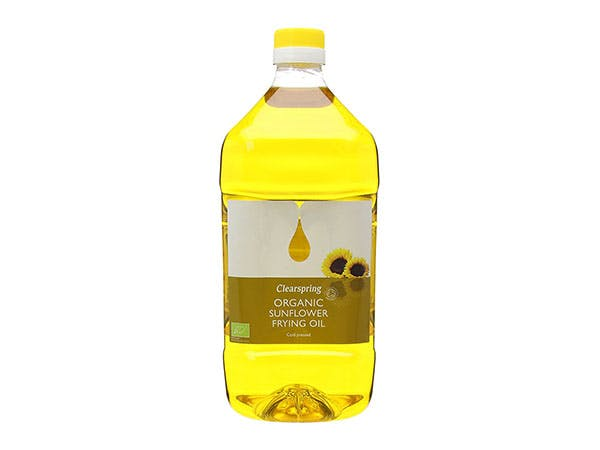Clearspring  Sunflower Frying Oil - Organic