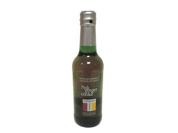 Thorncroft  Pink Ginger Cordial