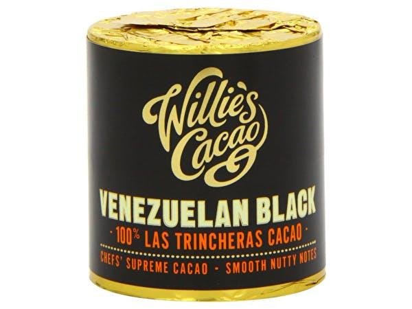 Willies  Venezuelan Black 100% Las Trincheras Nutty Notes