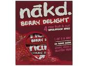 Nakd  Berry Delight Bar - Multipack