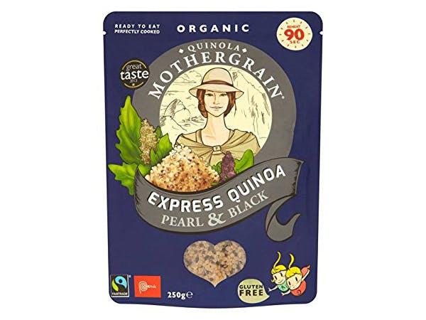 Quinola  Pearl & Black Express Quinoa