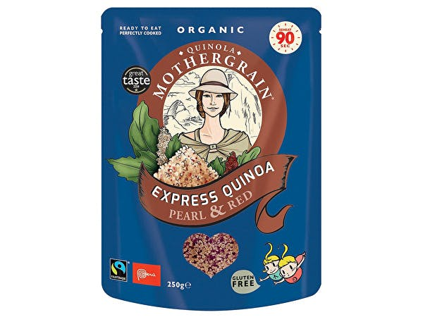 Quinola  Pearl & Red Express Quinoa