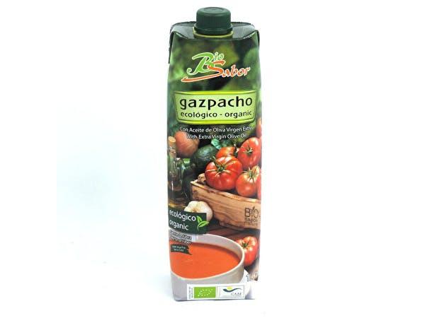 Bio Sabor  Organic Gazpacho