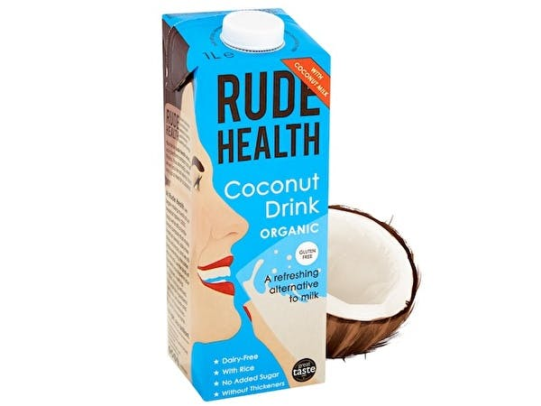 Rude Health  Organic Coconut Drink