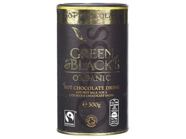 Green & Blacks  Hot Chocolate - Organic & Fairtrade