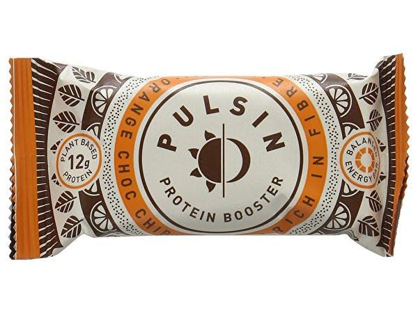 Pulsin  Orange Choc Chip Protein Snack