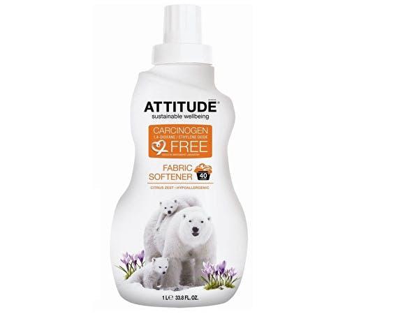 Attitude  Fabric Softener - Citrus Zest (40 Wash)