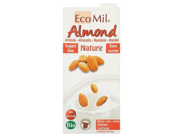 Ecomil  Almond Natural Drink