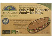If You Care  Sub & Baguette Sandwich Bags