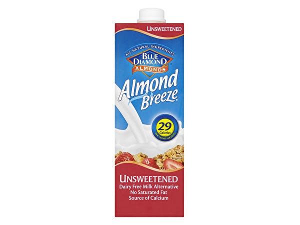 Almond Breeze  Almond Breeze Unsweetened Drink