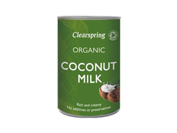 Clearspring  Organic Coconut Milk