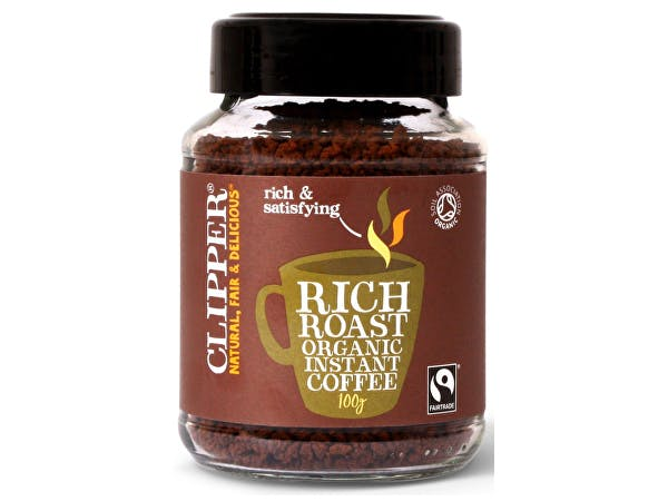 Clipper  Instant Coffee - Rich Granules