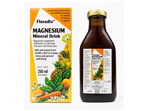 Floradix Magnesium Liquid Mineral