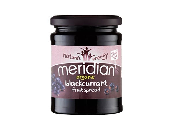 Blackcurrant Spread - Organic