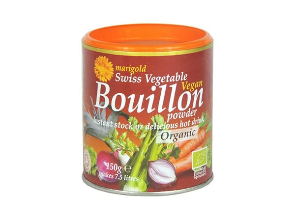Marigold  Swiss Vegetable Bouillon - Organic & Vegan