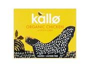 Kallo  Chicken Stock Cubes - Organic