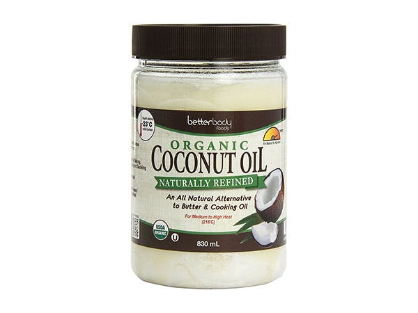Betterbody  Naturally Refined Coconut Oil