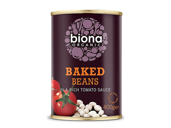 Biona  Baked Beans In Tomato Sauce - Can