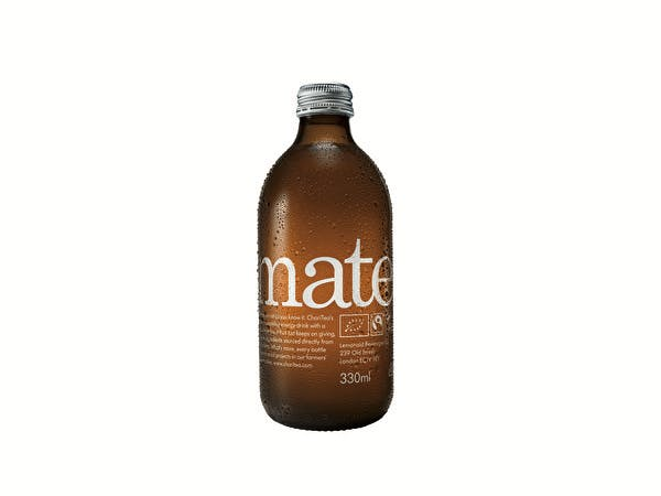 Sparkling Iced Mate Tea