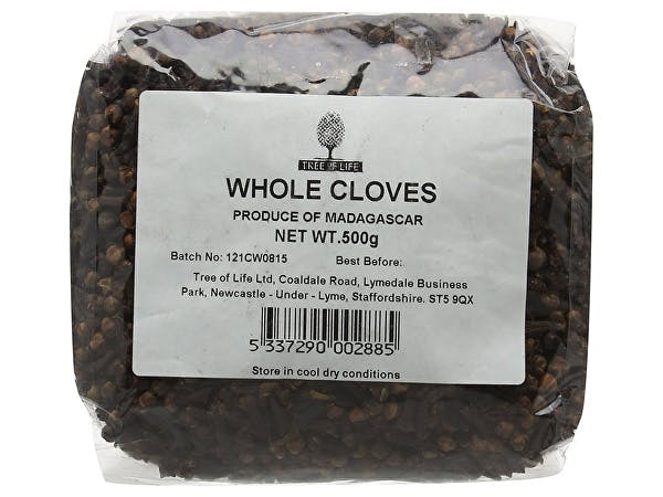 Tree Of Life  Cloves - Whole (Madagascar)