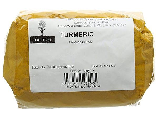 Tree Of Life  Turmeric - (India)