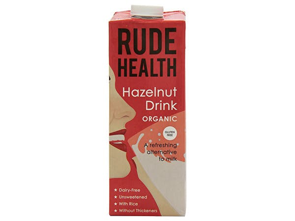 Rude Health  Hazelnut Drink