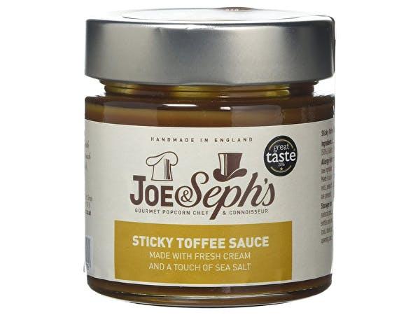 Joe&Sephs  Sticky Toffee Sauce