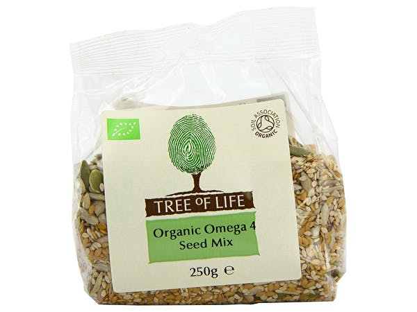 Tree Of Life  Organic Omega 4 Seed Mix