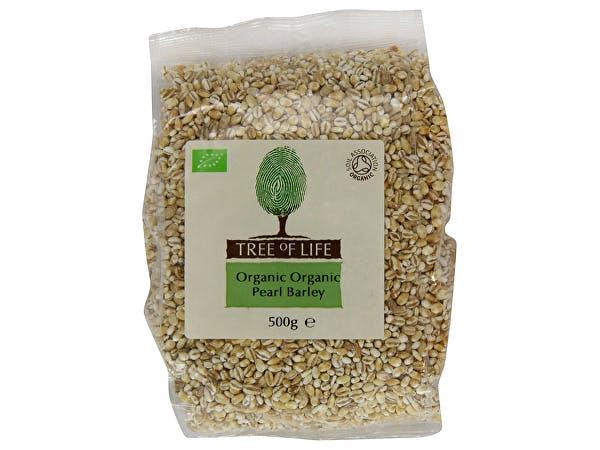 Tree Of Life  Organic Pearl Barley