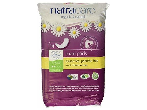 Natural Maxi Pads - Regular