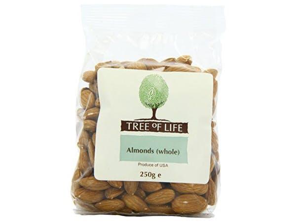 Tree Of Life  Almonds - Whole
