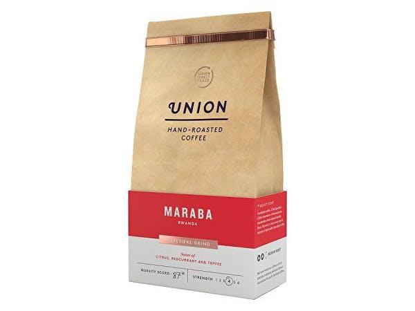 Union Coffee  Maraba Rwanda Ground
