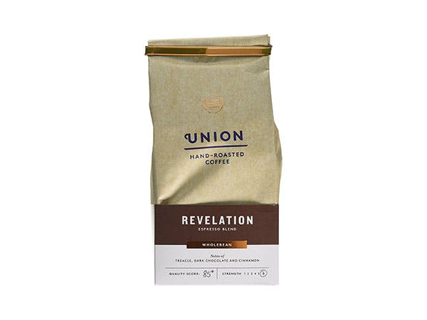 Union Coffee  Revelation Espresso Blend Whole Bean