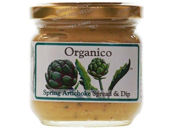 Organico  Spring Artichoke Spread & Dip