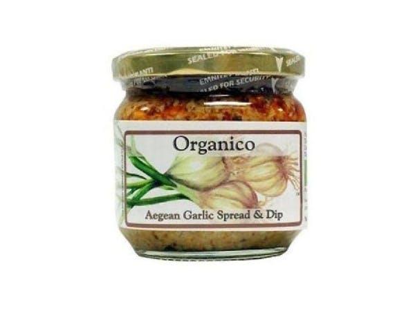 Aegean Garlic Spread & Dip